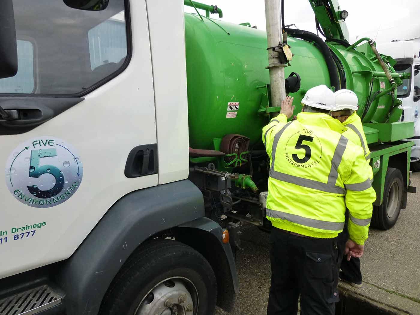 London Drainage Services: 5Environmental 5Environmental